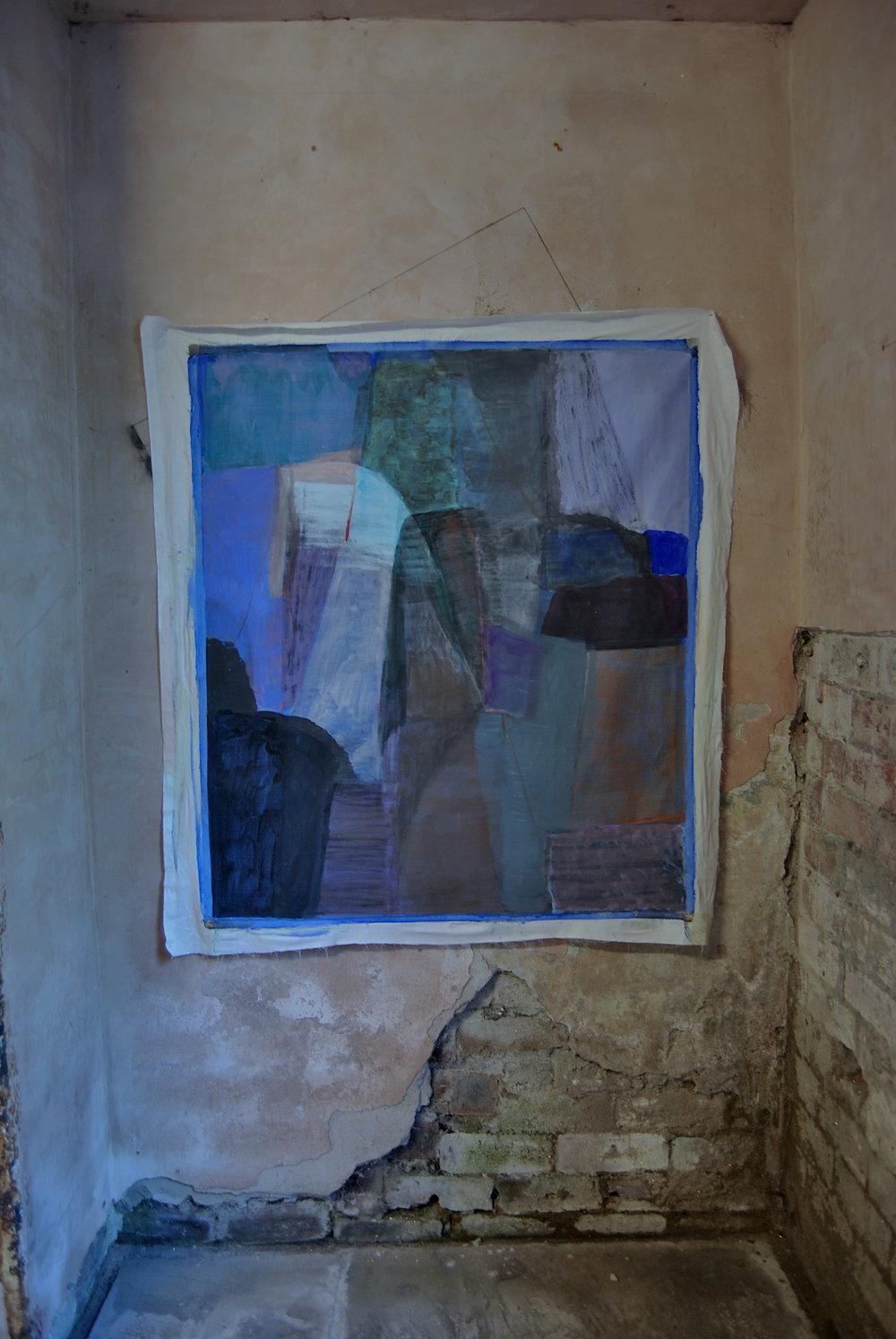 Verschiebung (2017) Linda Hemmersbach