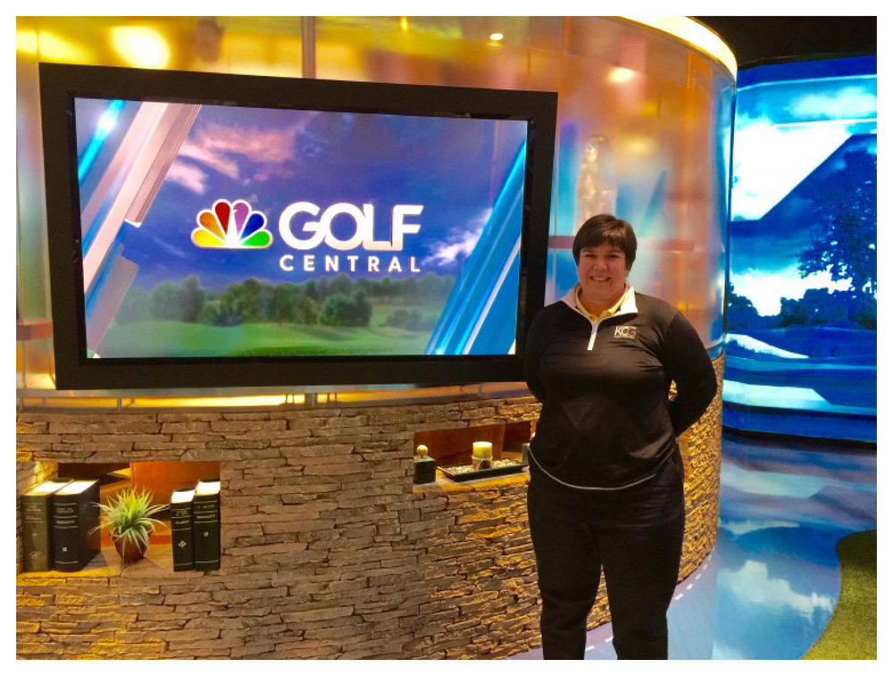 Kandi Comer Golf Golf Channel Academy