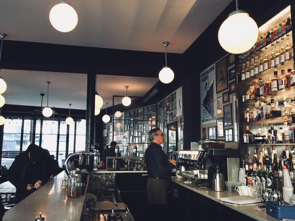 Le Marais_ Paris Cafe