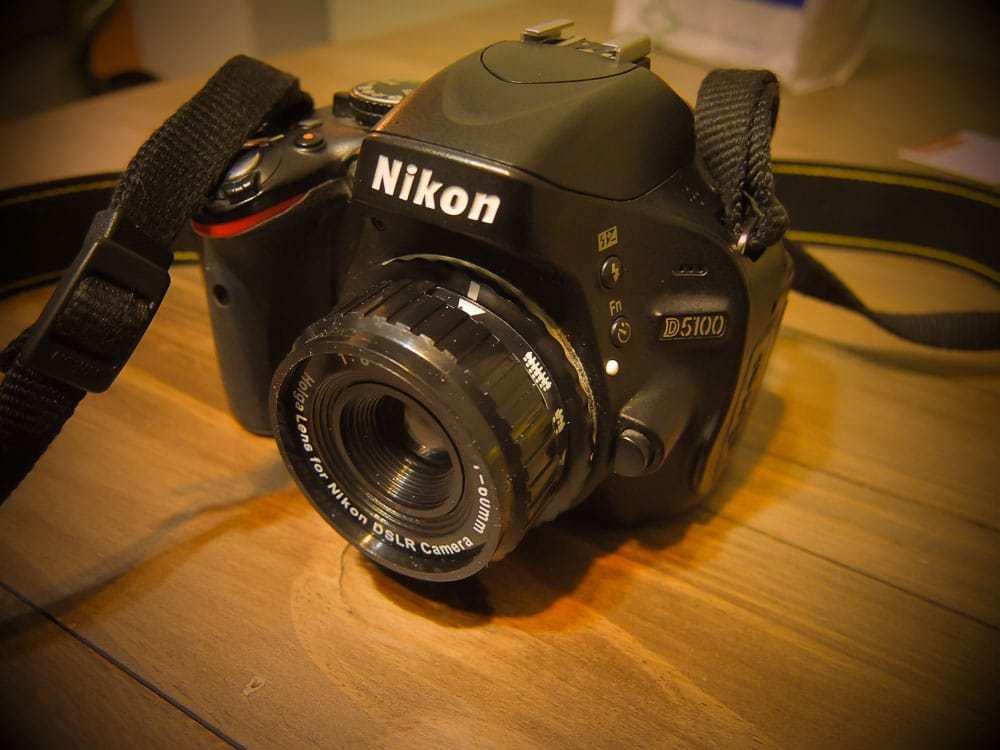 Plastic fantastic Holga lens on my Nikon D5100