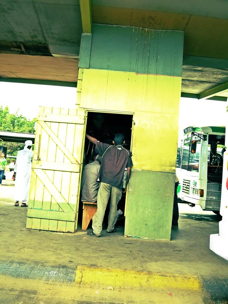 At Nadi Bus Station