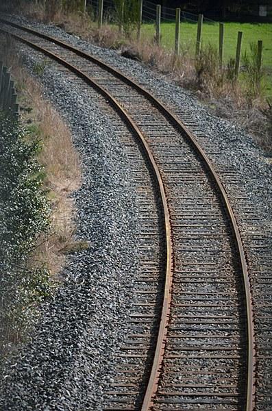 Left curve