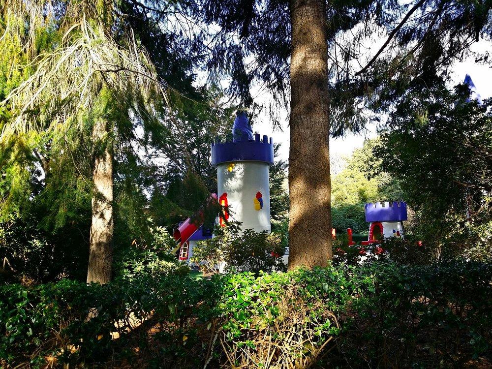 Queen's Park castle