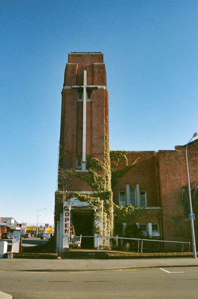 Old church - Invercargill