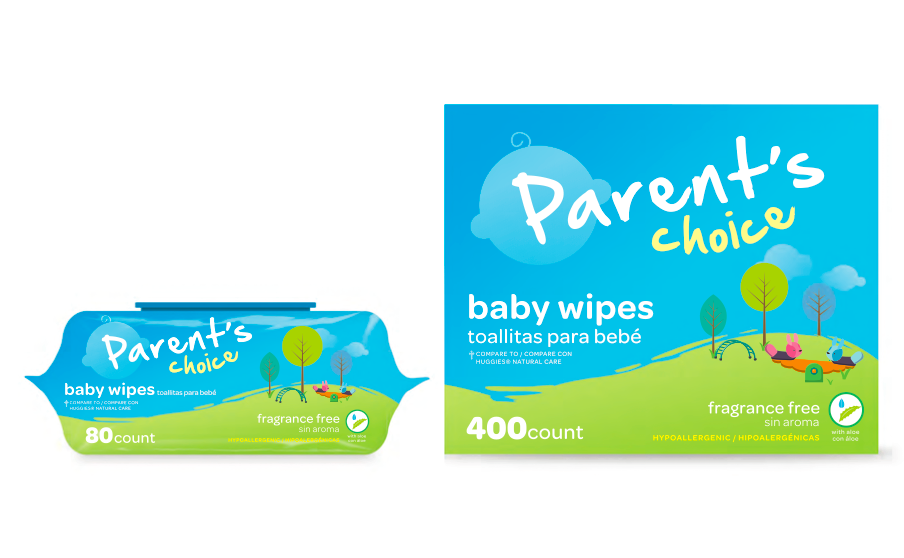 PARENT'S CHOICE : Package Design