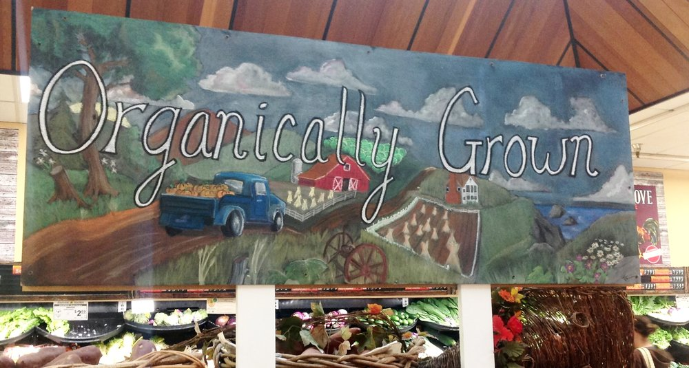 Harvest Market B Corp Organically Grown