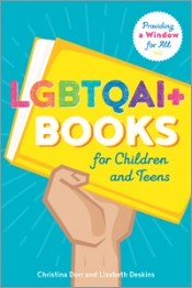"""This resource gives school librarians, children's, and YA librarians, [and teachers] the guidance and tools they need to confidently share these books with the patrons they support.""  ***Starred Review in SLJ***   https://www.alastore.ala.org/content/lgbtqai-books-children-and-teens-providing-window-all"