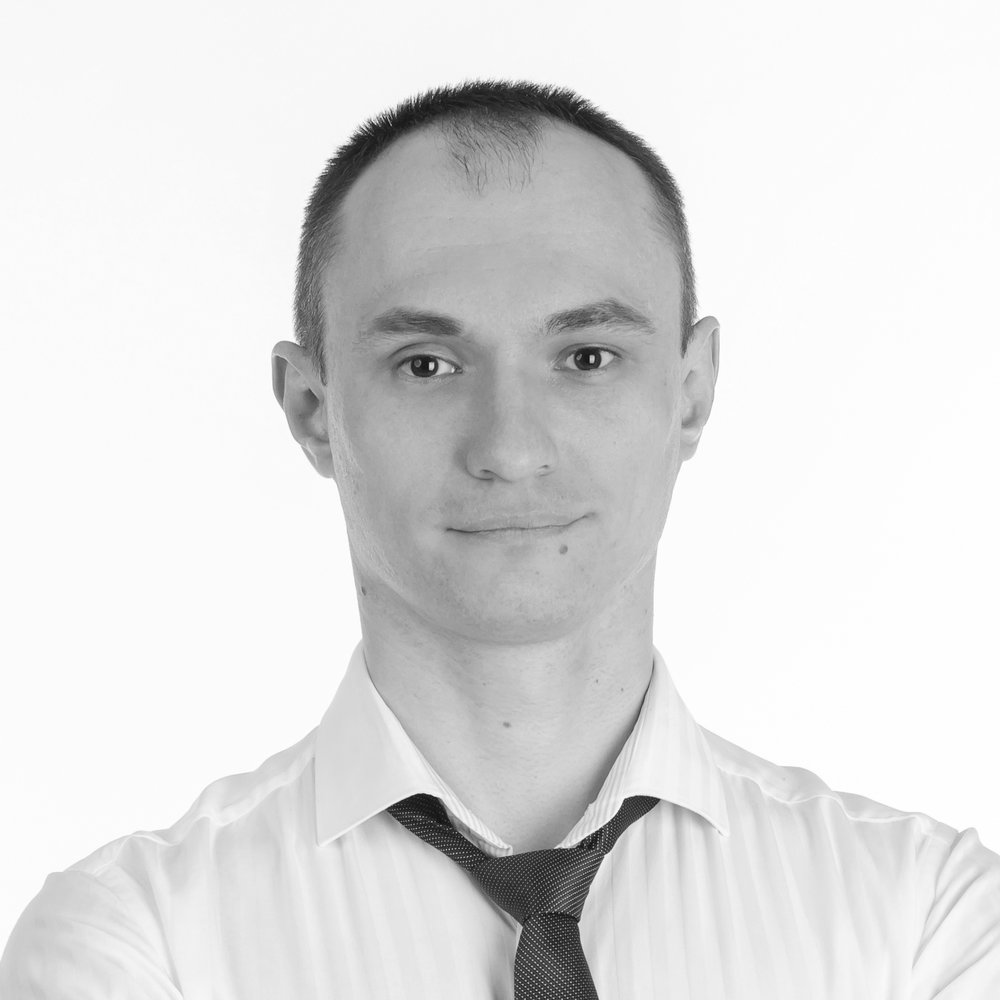 Oleg Sergeev, Chief Risk Officer   Oleg Sergeev is a Chief Analyst and developer of authorial analytical products & methods at TSI Analytics, Inc. Oleg Sergeev is serving as a Chief Risk Officer at Cryptocurrency Capital LLC. He has 10 experience in trading, risk management and development of risk procedures. He has Master's degree in Economics and Master's degree in Engineering Technology. He used to serve as a leading analyst for asset managers at NAS broker.   Linkedn