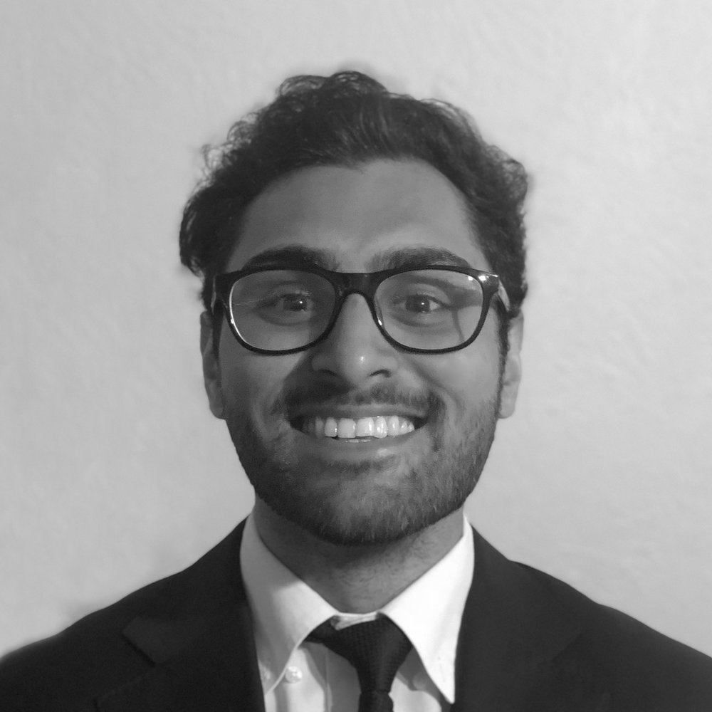 Ahad Bheda, Chief Compliance Officer   Ahad Bheda leads the compliance and operational team for Cryptocurrency Capital LLC,where he structures and builds strict procedures. Ahad most recently worked as an Acquisition Analyst for Hartman Income REIT where he was managing and evaluating a portfolio of assets of up to $500mm. Prior to Hartman, he has had internships in Private Equity and had the opportunity to work in Singapore in Public Accounting.   LinkedIn