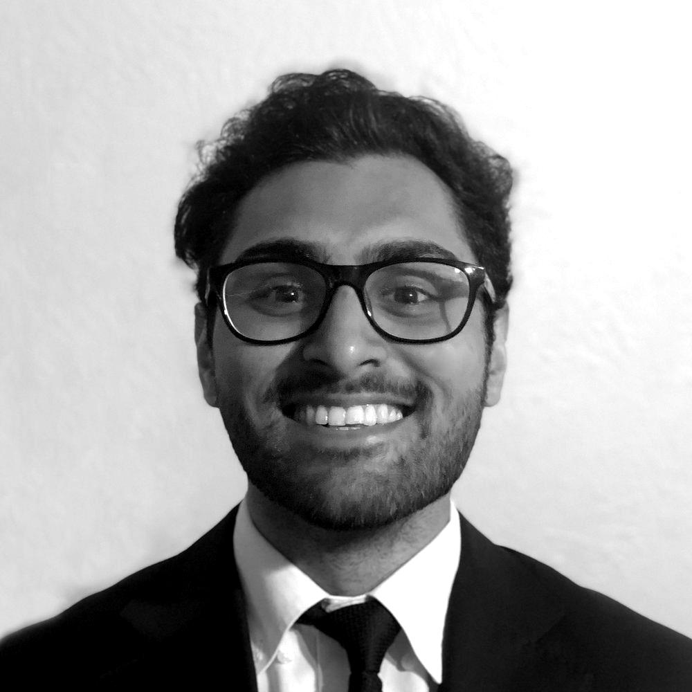 Ahad Bheda - Head of Research
