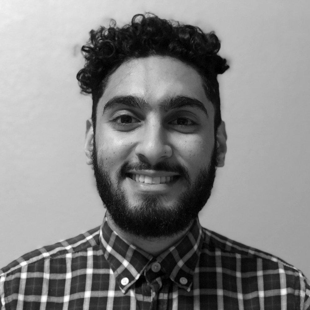 Arham Bheda - Business Analyst