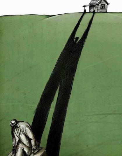 "Refugee,"" by Angel Boligan"