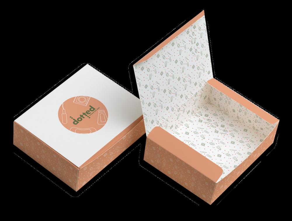 Box created by Kaylene