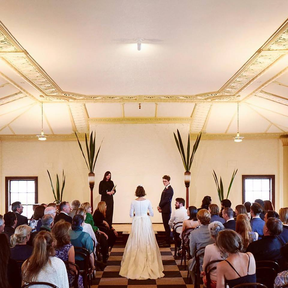Emulation Hall - A sophisticated events venue in a restored former Masonic Hall. Perfect for weddings, corporate, and private events.