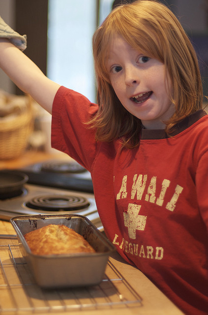 Baking Kids Image
