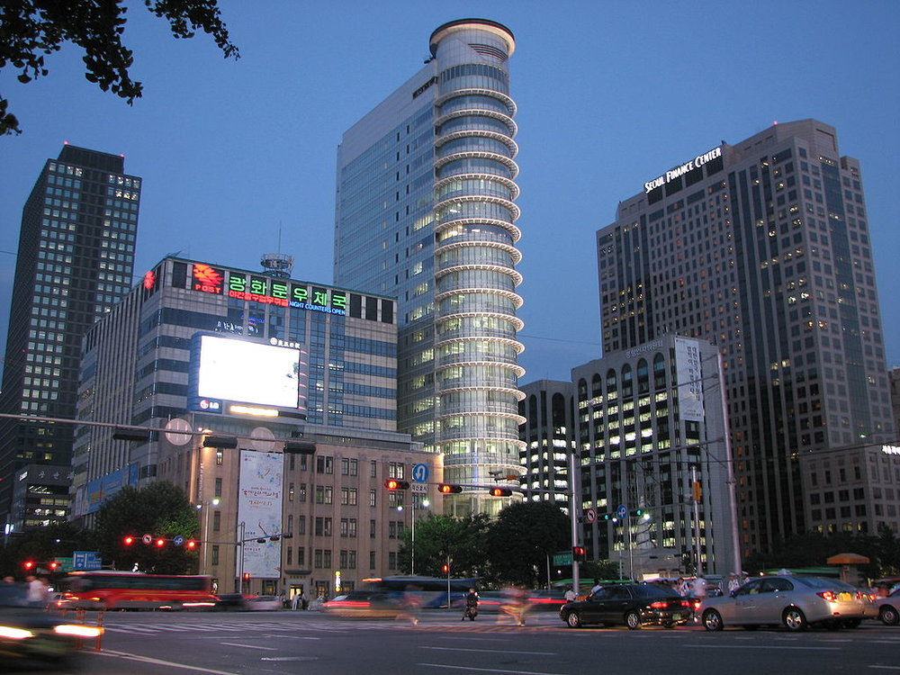 Seoul, the capital of South Korea, has become a popular tourism spot.