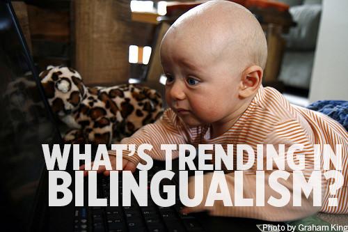 bilingualism baby