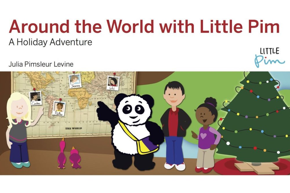little pim holiday ebook on amazon