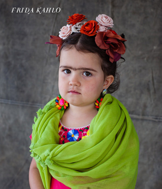 frida kahlo diy costume