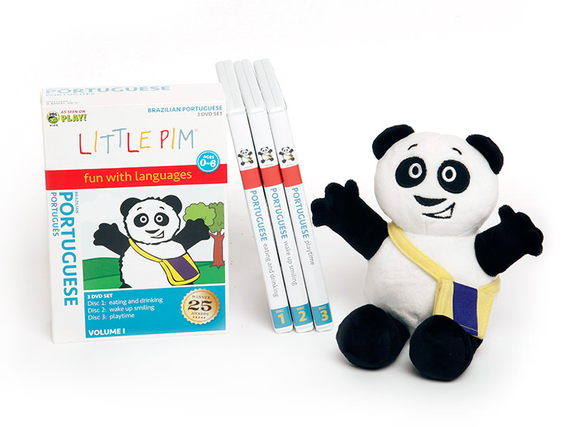 Little Pim Portuguese for Kids