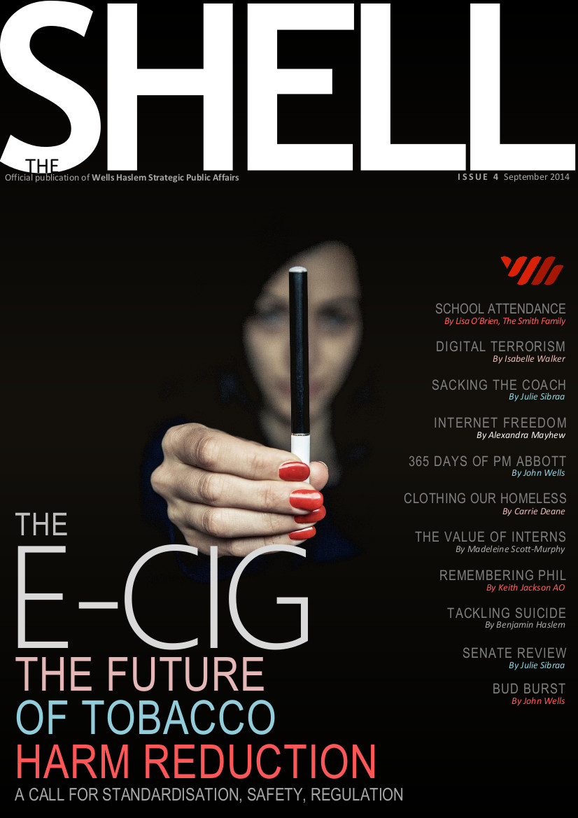 The Shell Issue 4