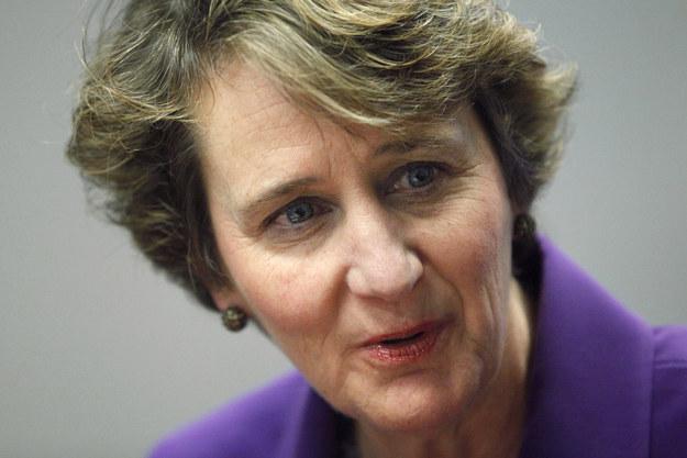 Mary K. Henry, current president of SEIU International Union.