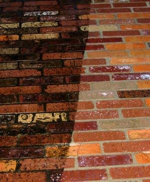 Concrete Cleaning — Aardvark Pro Power Wash