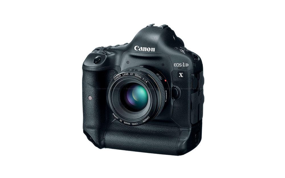 Canon EOS 1D X Digital SLR Camera Body