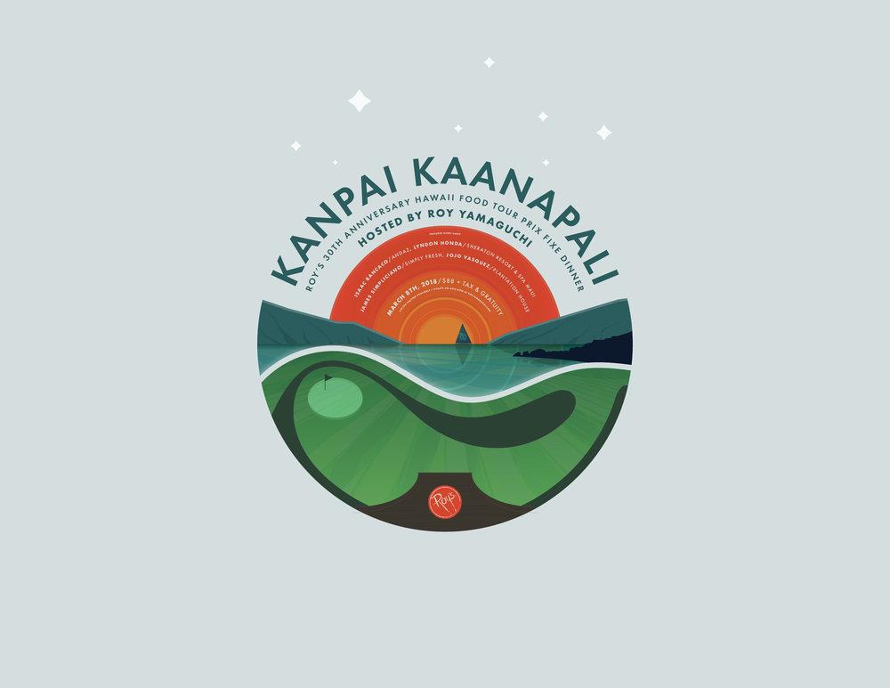 Roys 30th Anniversary Kanpai Kaanapali Roy Yamaguchi