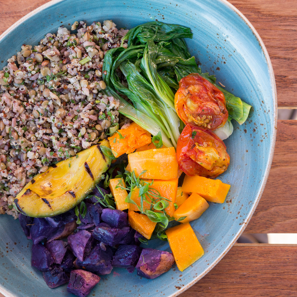 "Roy's Beach House_RBH Protein ""Energy Buddha Bowl"" 