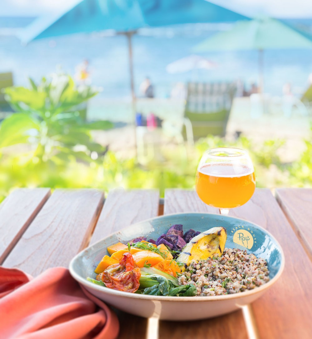 "Roy's-Beach-House_RBH-Protein-""Energy-Buddha-Bowl""-_-Roasted-Sweet-Potatoes,-Hau'ula-Tomatoes,-Butternut-Squash,-Mixed-Rice,-Grains-&-Lentils,-Grilled-Avocado__pc-Craig-Bixel_07-2017.jpg"