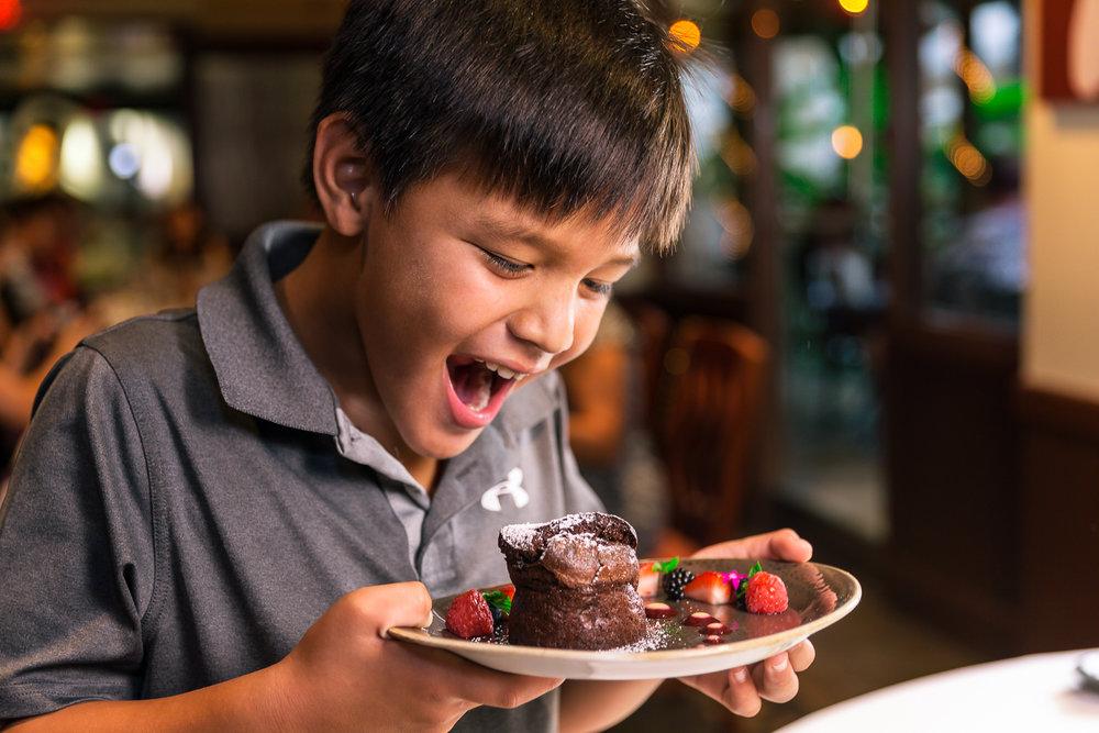 Roy's Waikiki_Roy's Melting Hot Chocolate Soufflé__pc Craig Bixel_20170628-01.jpg