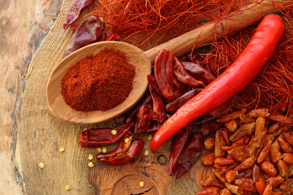 let it burn - hot & spicy