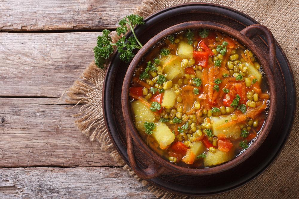 warm the soul - soups + sides
