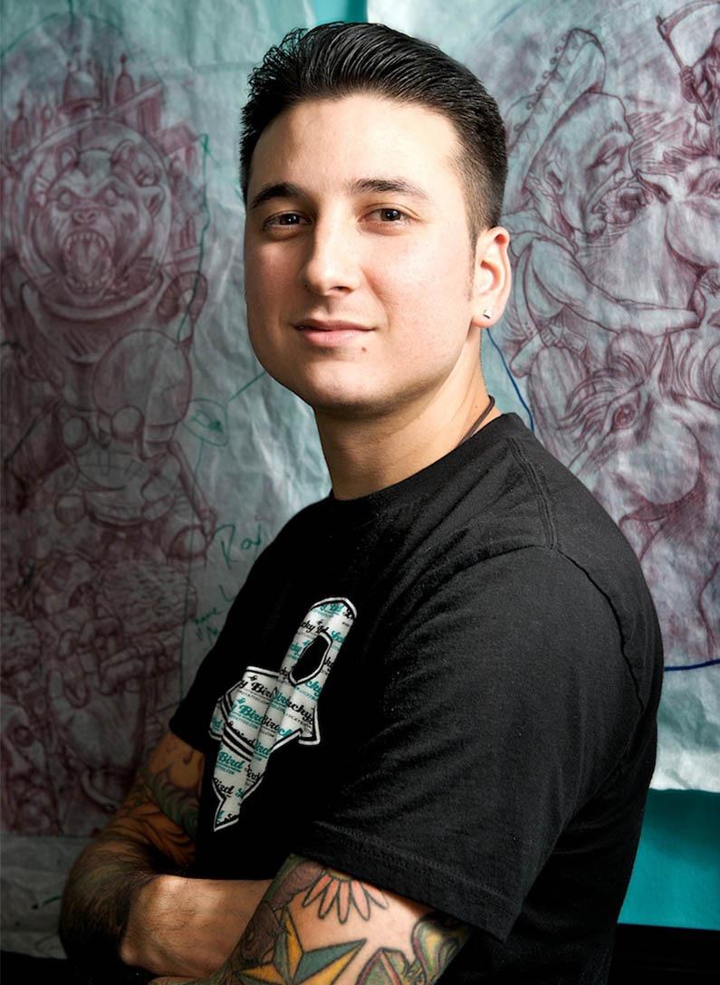 Parry Chotipradit - Owner / Artist