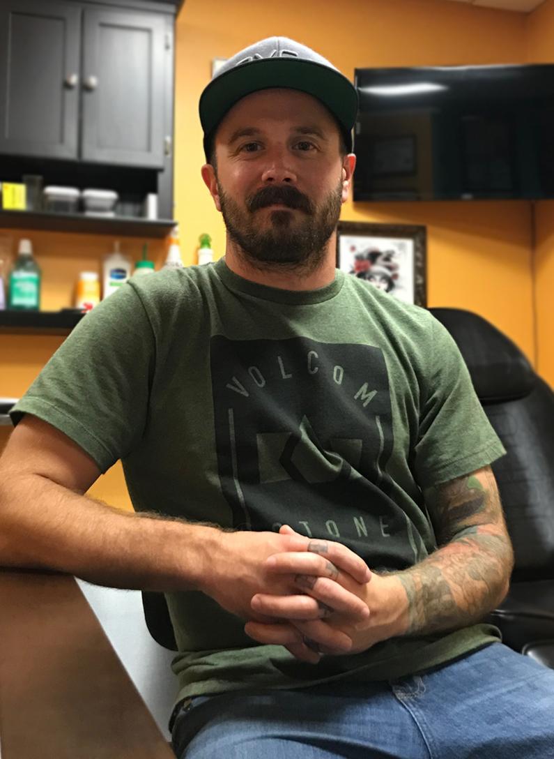 Scott James - Piercer / Manager