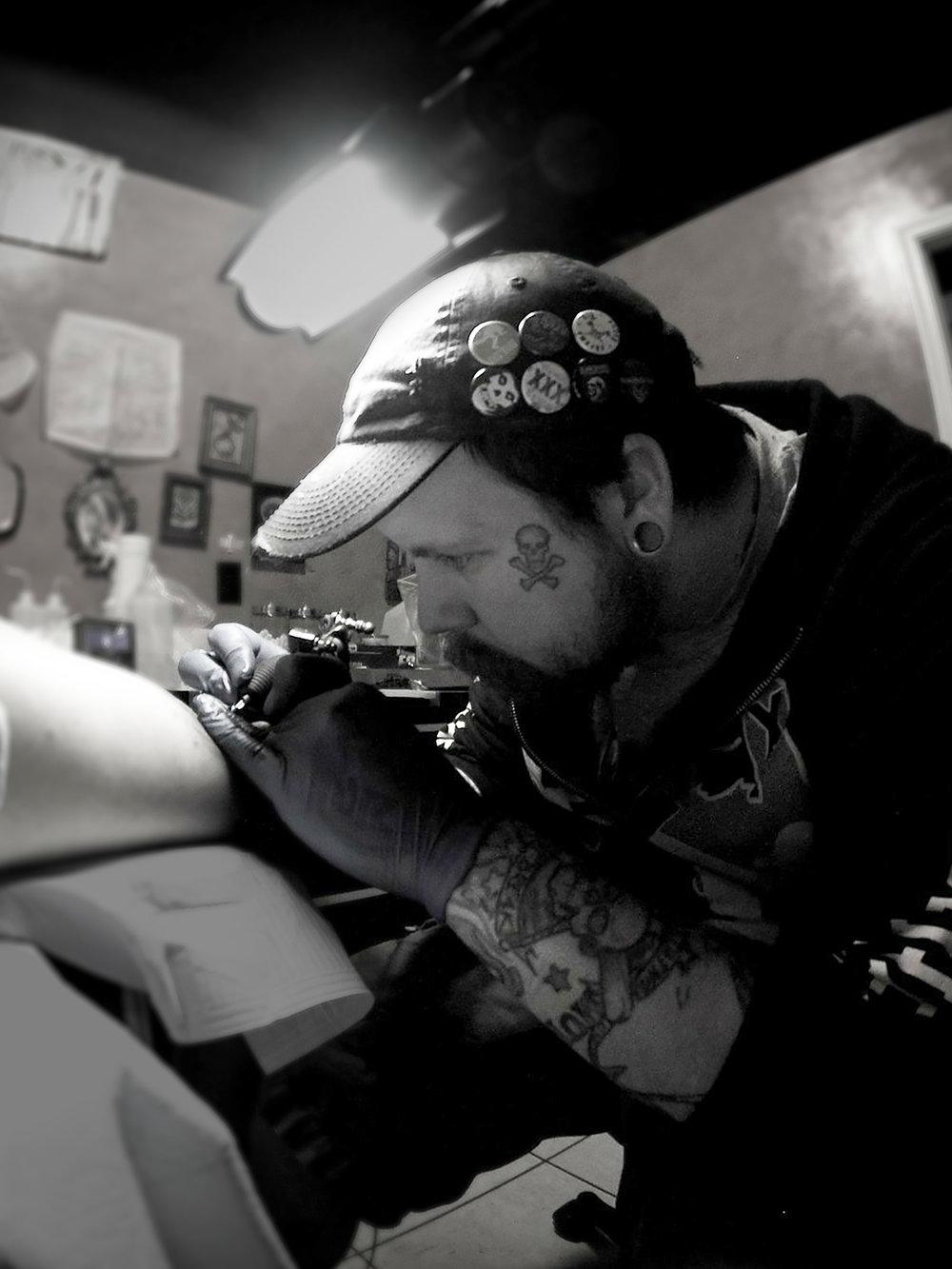 Joshua Couchenour - Artist
