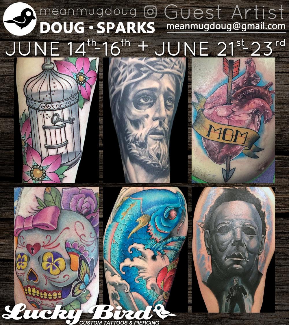 June 14 - 16th &June 21 - 23rd