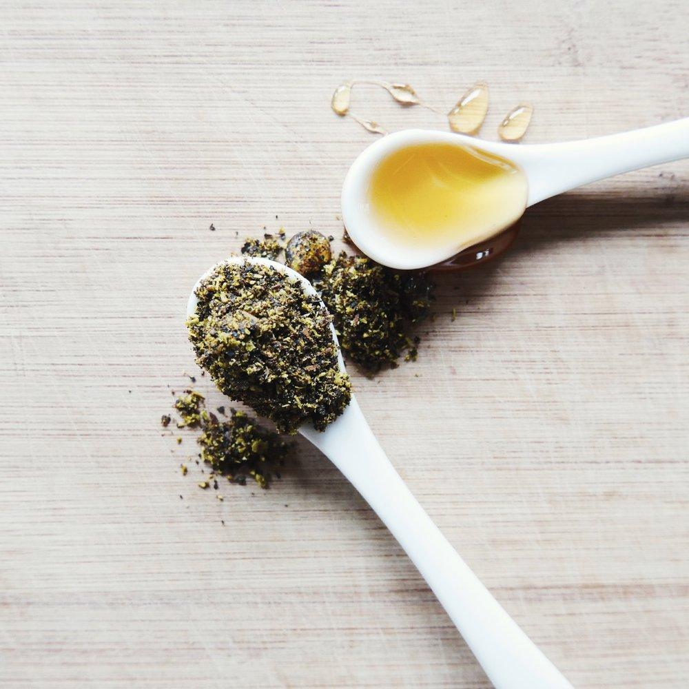 chai y miel - orgánicos