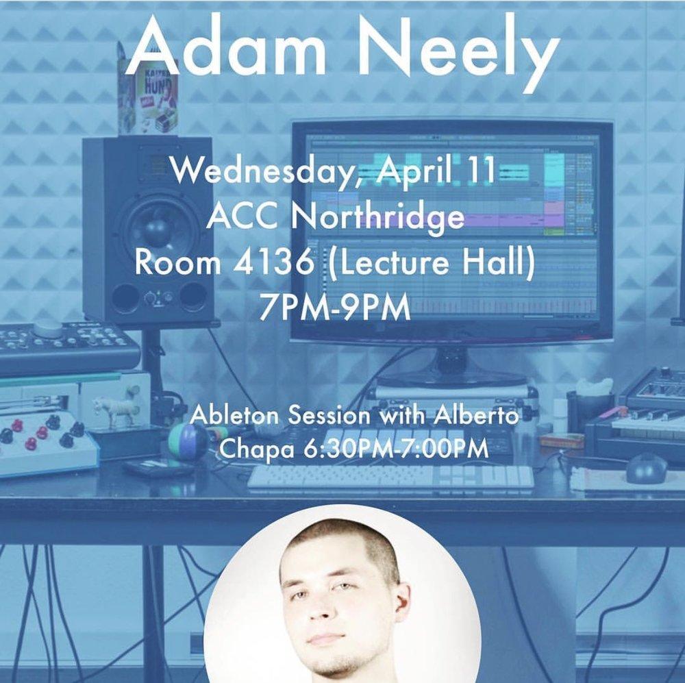 Neely @ ACC 4/11/18