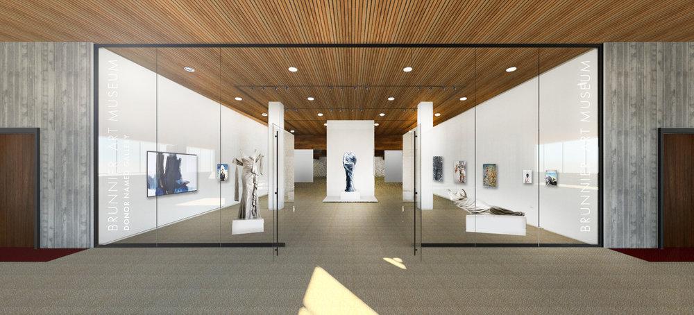 BRUNNIER ART MUSEUM CONCEPT