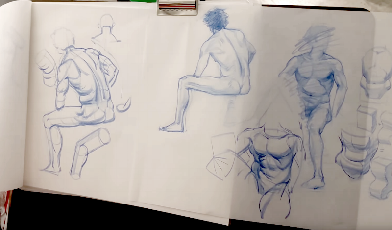 Video Drawing Tutorials -