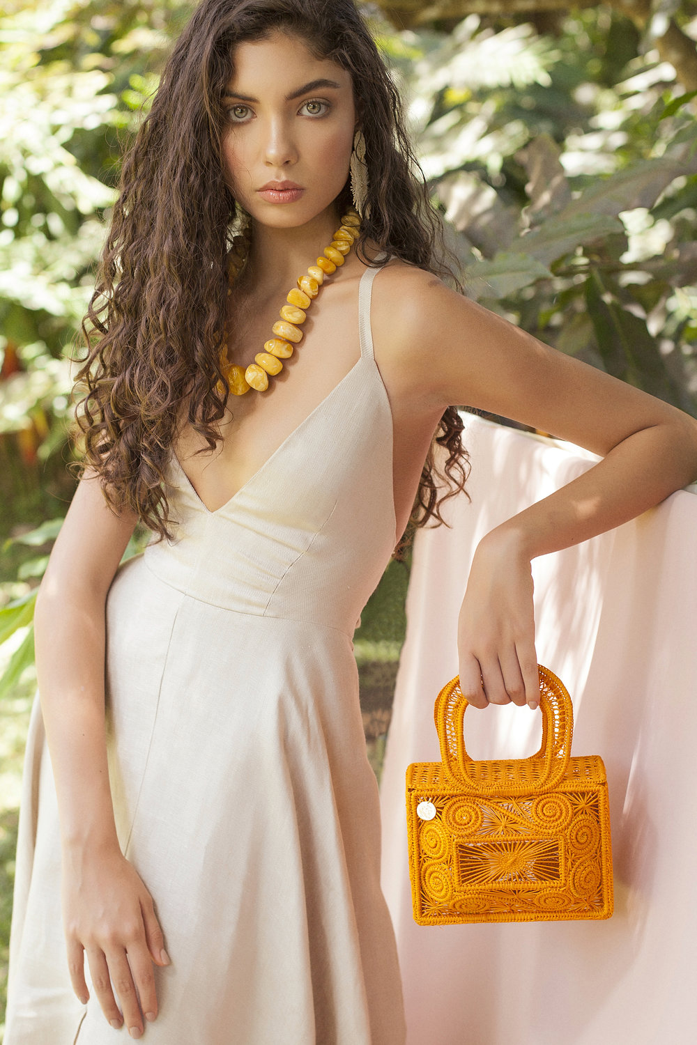 Handcrafted Bags- Iraca Collection
