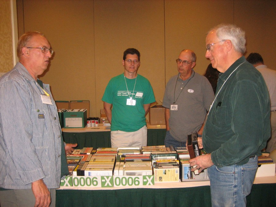 Bill Strassner, Jim Homoki, Dave Sepos, and Mike Beverley