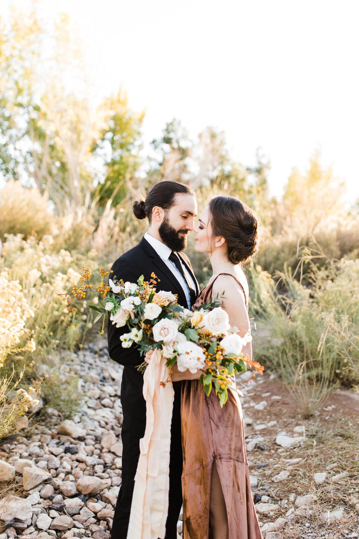 Saint George, Utah Wedding Photographer -Tonaquint Park