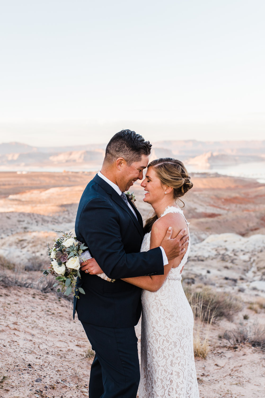 Lake Powell Wedding Photographer
