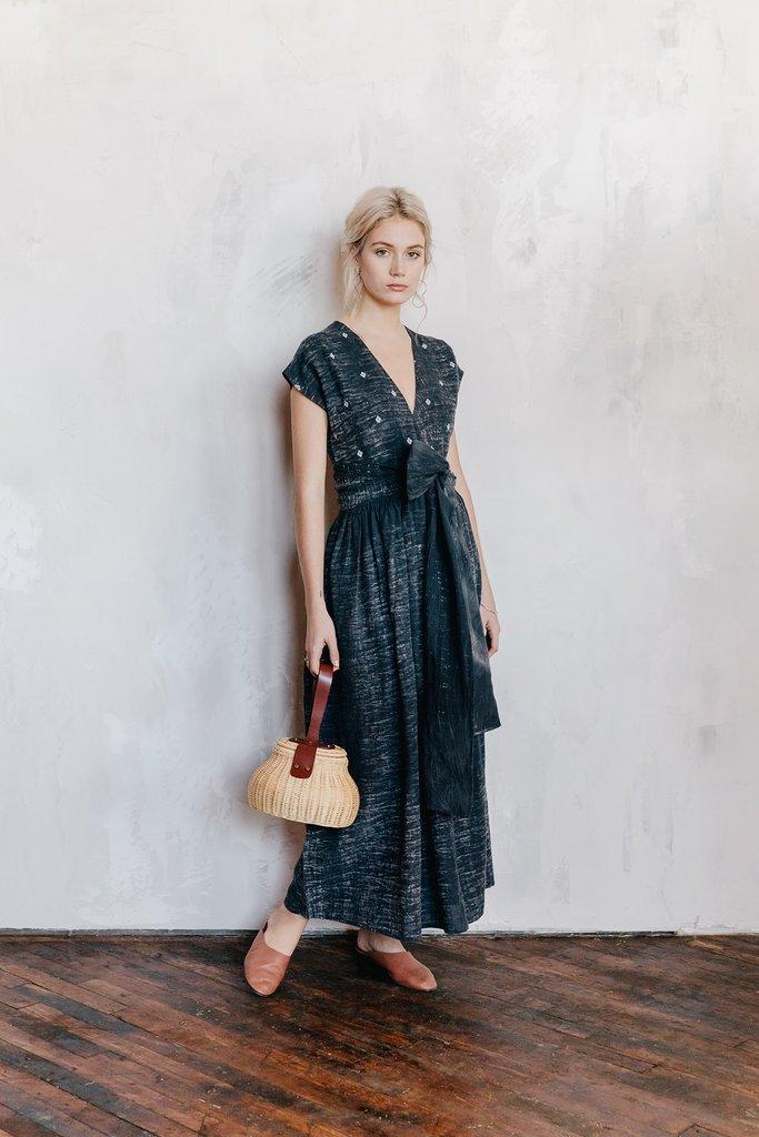 Image c/o Voloshin; Keiko Wrap Dress