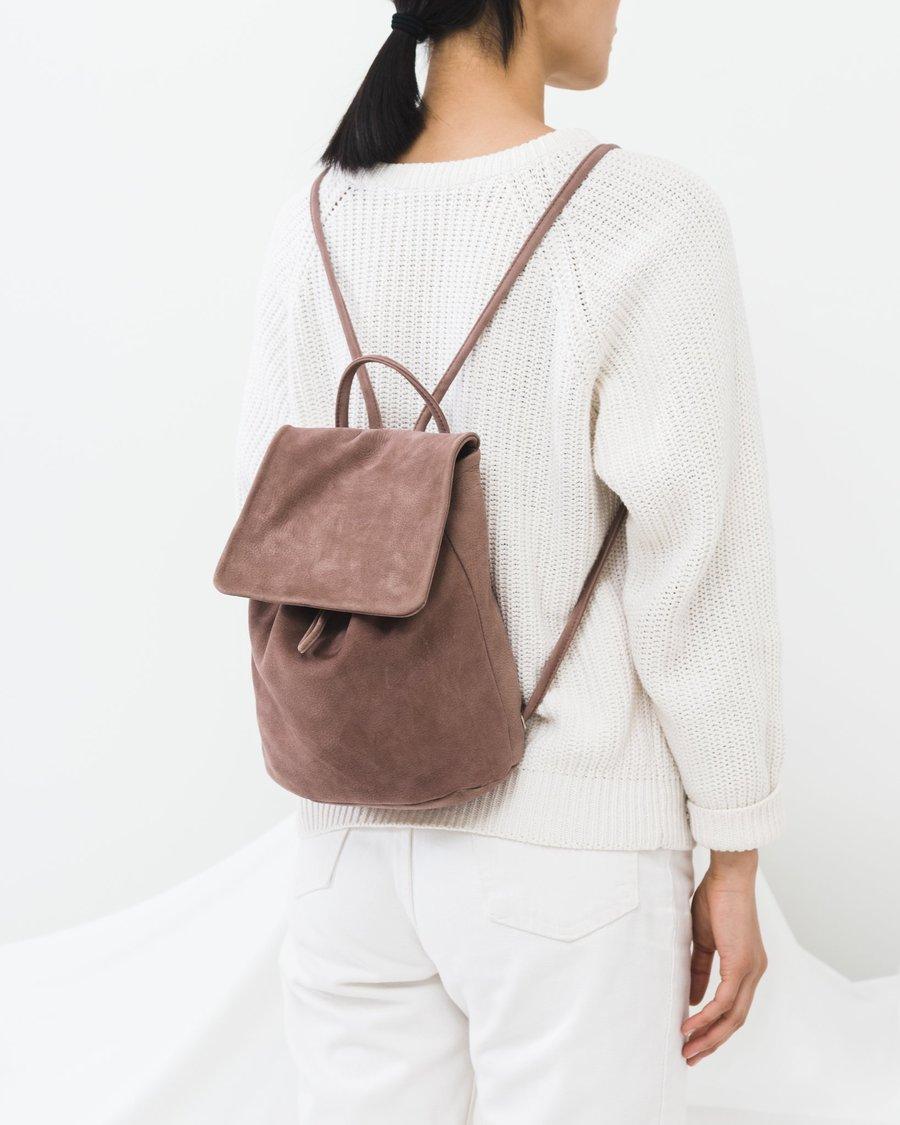 Image c/o Omoi Zakka Shop; Baggu Backpack