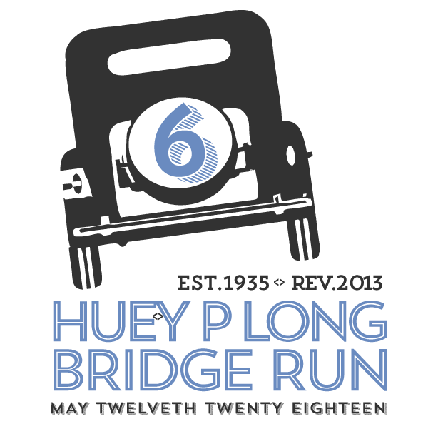 Huey P Long Bridge Run