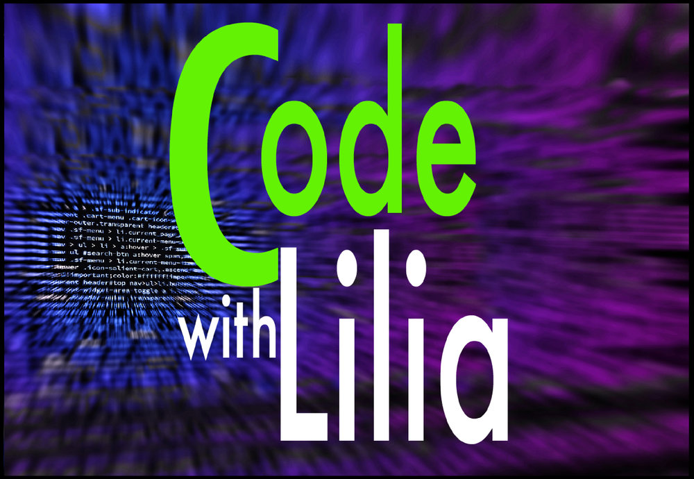 On December 20, 2017, Lilia Becker will introduce JavaScript coding to Young Entrepreneurs Academy students at Cabrini University, in Bryn Mawr, PA.  For more information go to www.CodewithLilia.org